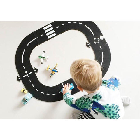 Way to Play ringroad-cars, boats, planes & trains-Way To Play-Dilly Dally Kids