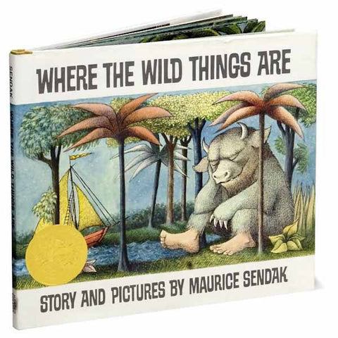Where the Wild Things Are hardcover-books-Harper Collins-Dilly Dally Kids