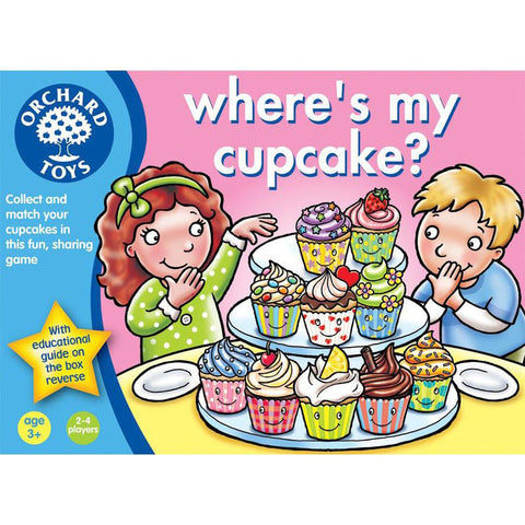 where's my cupcake? game-games-pierre belvedere-Dilly Dally Kids