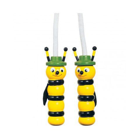wooden bee skipping rope-outdoor-House of Marbles-Dilly Dally Kids