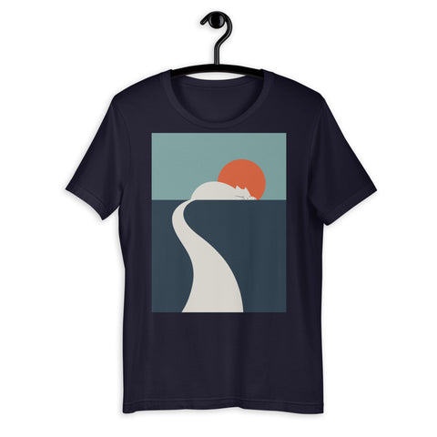 Cat Landscape 3 - Men's T-Shirt