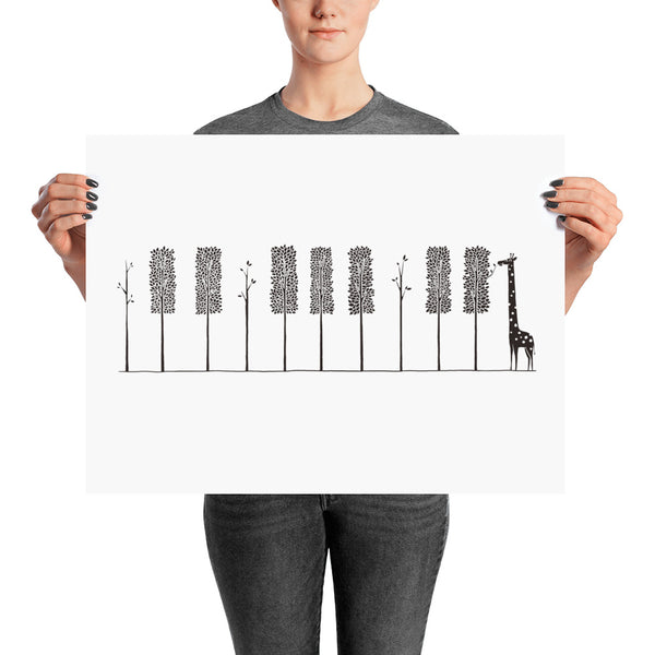 The Pianist - Art print