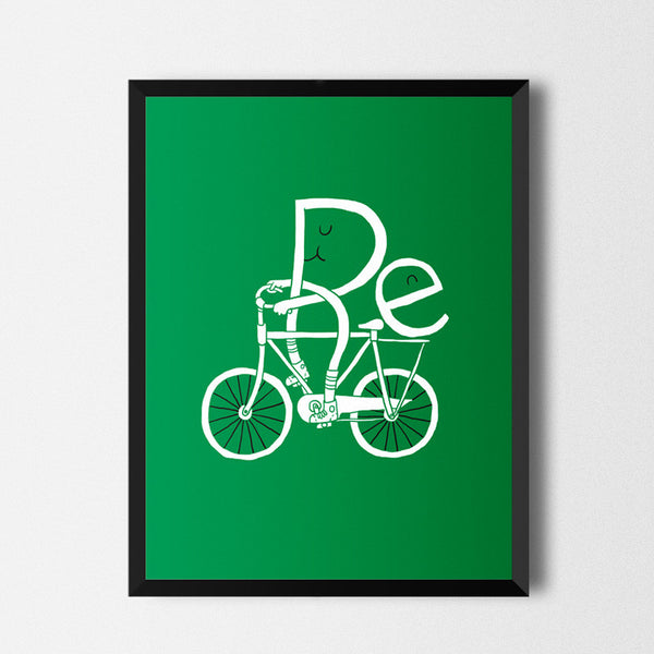 Recycling - Art print