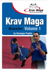 Krav Maga Self Protect DVD Volume 1: Basic