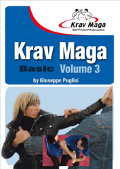 Krav Maga Self Protect DVD Volume 3: Basic