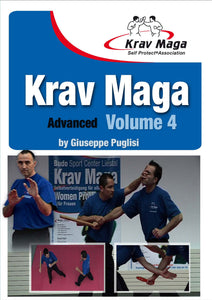 Krav Maga Self Protect DVD Volume 4: Advanced