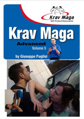 Krav Maga Self Protect DVD Volume 5: Advanced