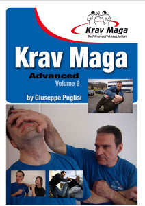 Krav Maga Self Protect DVD Volume 6: Advanced