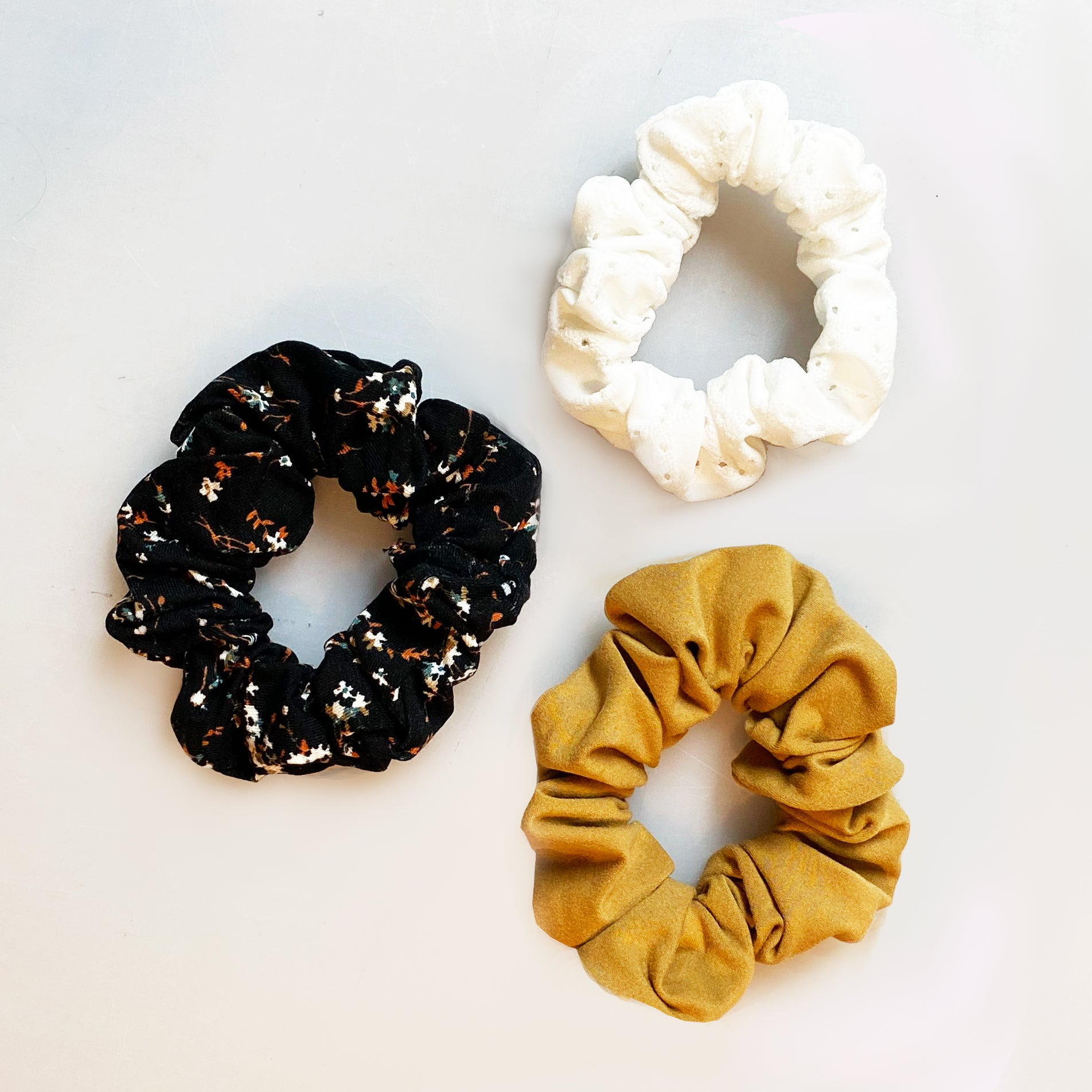 Chouchous Scrunchies (3 Packs) DITSY