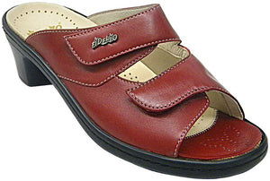 Fidelio Hallux Magi-stretch Mule with Heel 33-517