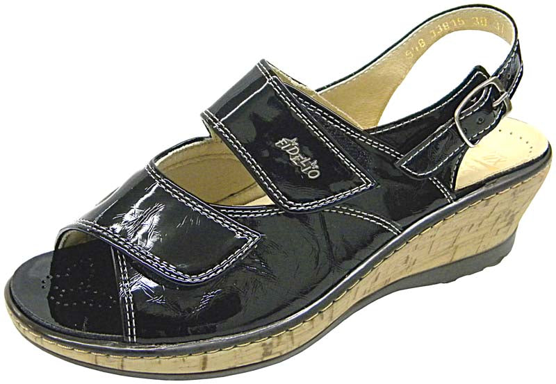 Fidelio Hallux Gracia Sandal with Back Strap 33-815