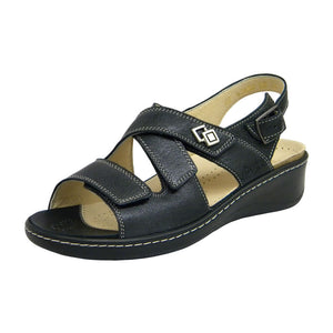 FIDELIO CROSS STRAP WITH BACK STRAP 43-652