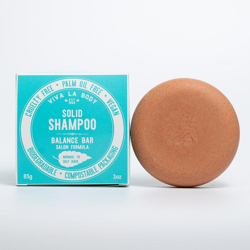 Solid Shampoo Salon Formula Balance Bar