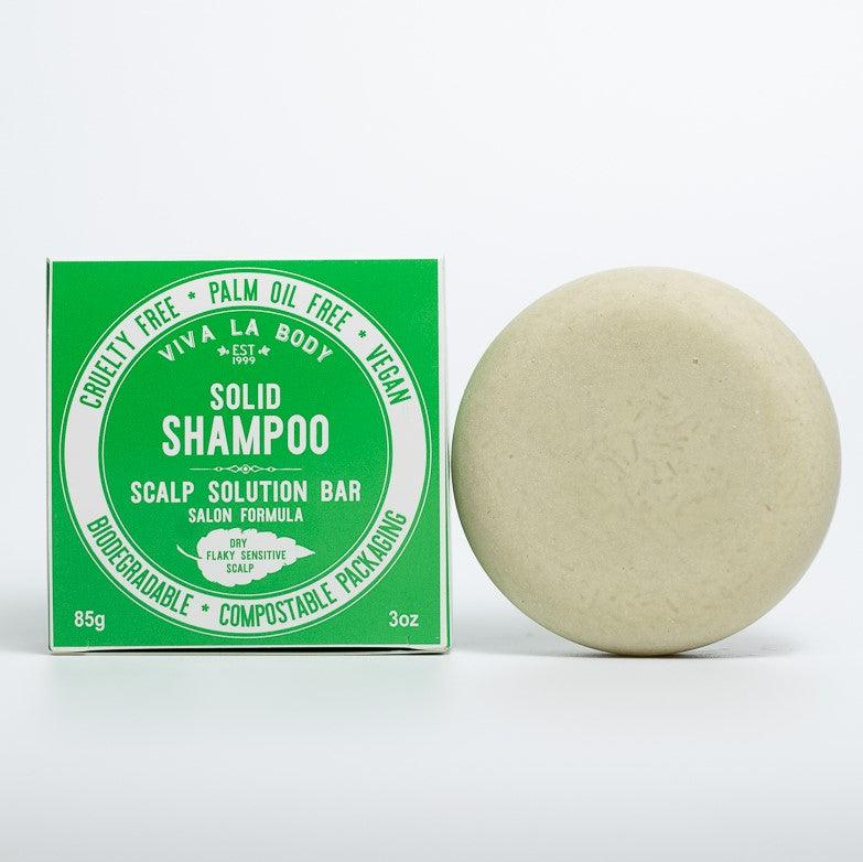 Solid Shampoo Salon Formula Scalp Solution