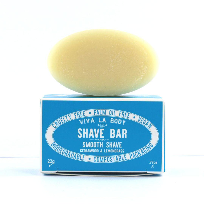Petite Shave Bar Smooth Shave