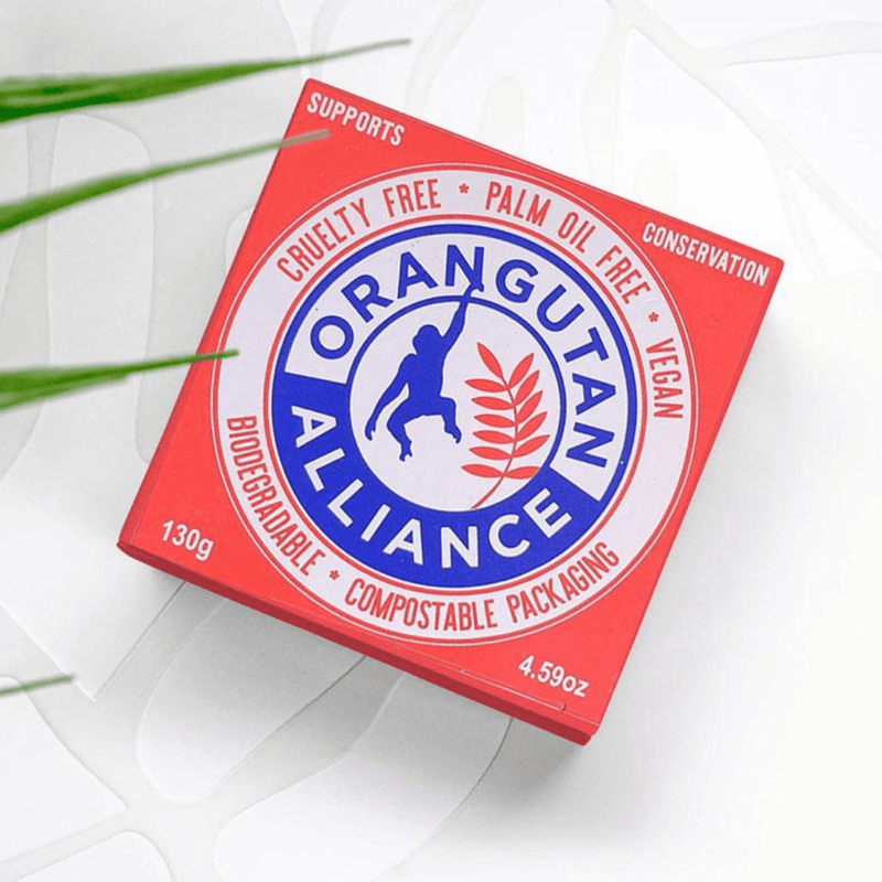Orangutan Alliance Special Edition Soap 130g