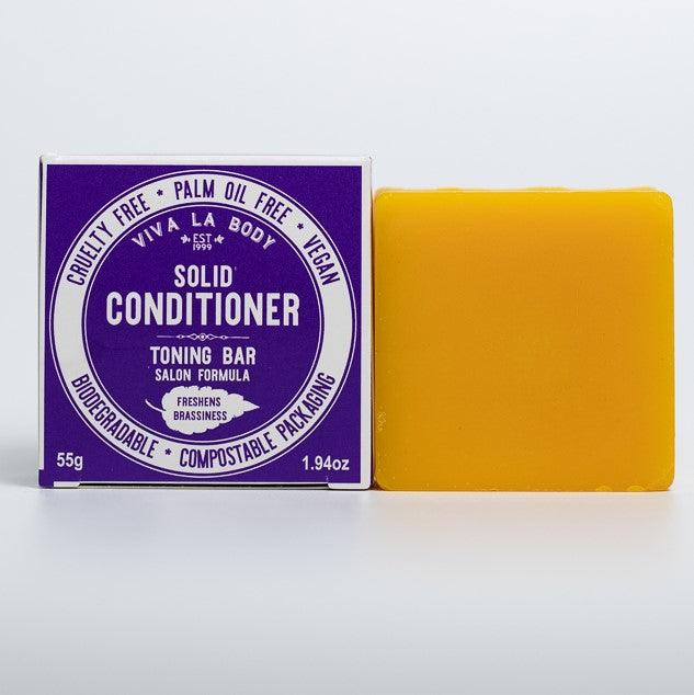 Solid Conditioner Toning Bar