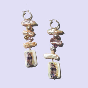 darling fantasy earrings