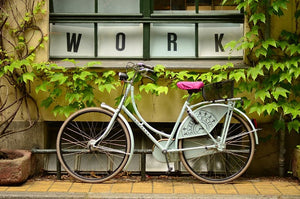 How to commute by bicycle