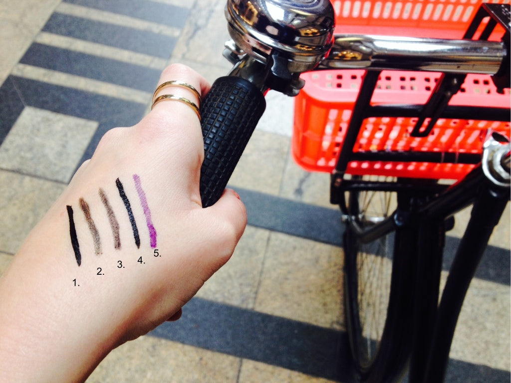 eyeliner for cycling
