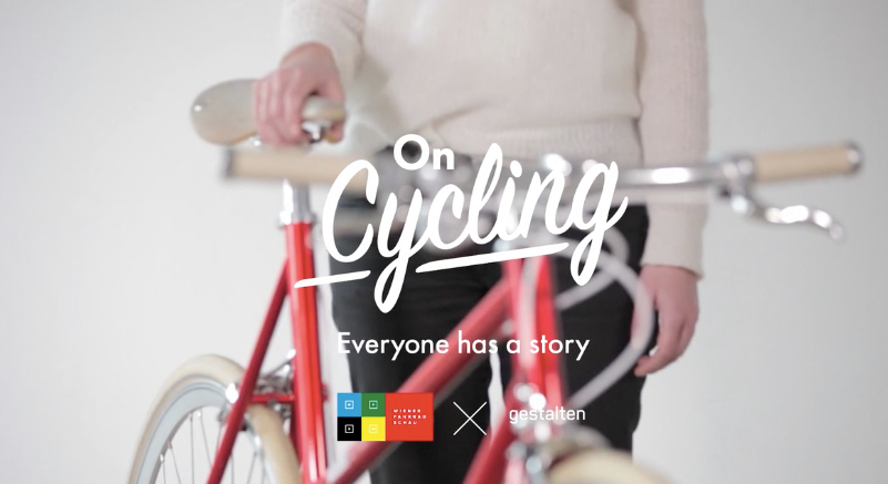 """Interview Series """"Cycling Unites"""" By GESTALTEN"""