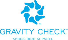 Gravity Check Cycling Apparel Logo