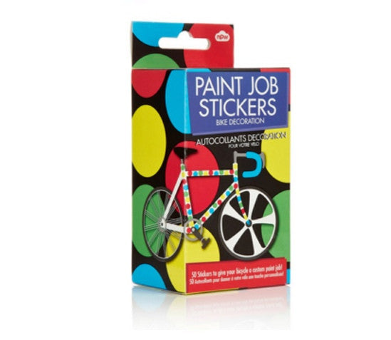 Polka Dots Bike Stickers - Allthatiwant Shop  - 1