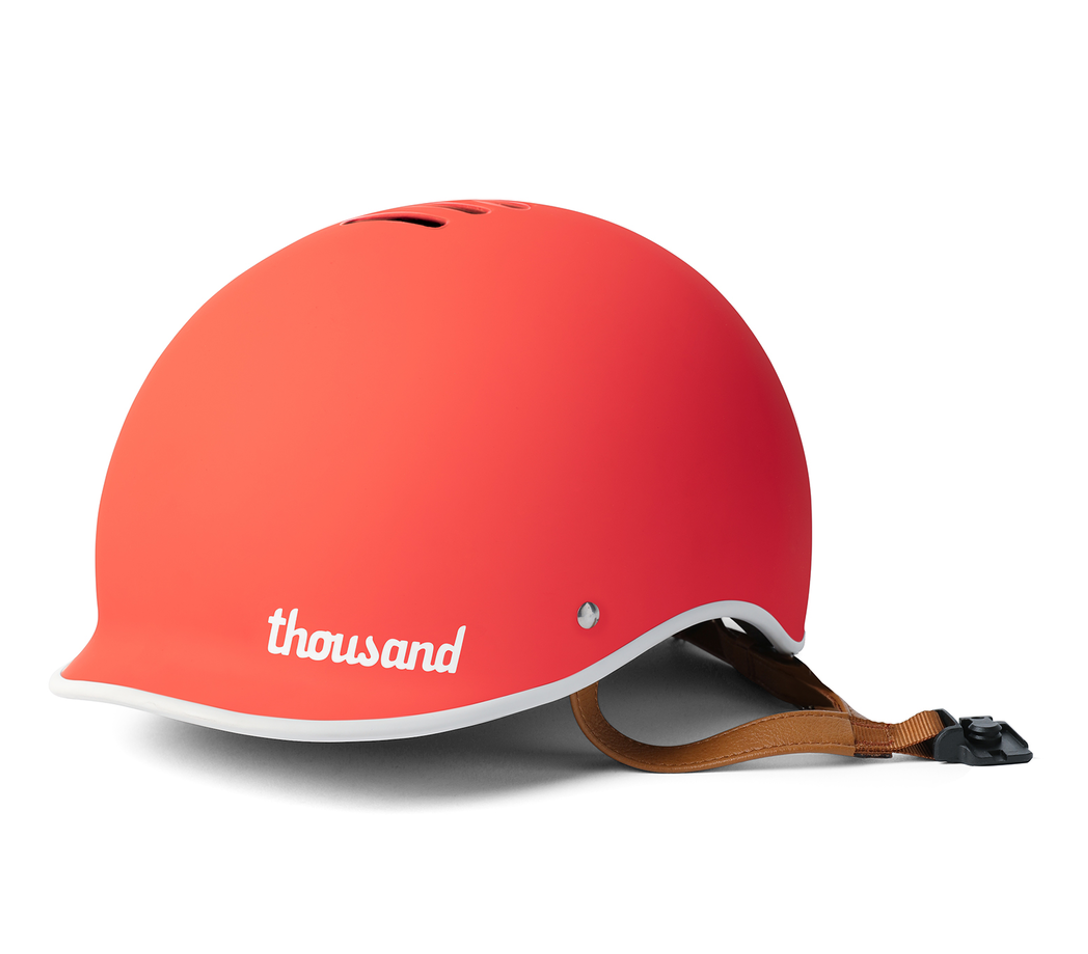 Thousand Helmets: DAYBREAK RED