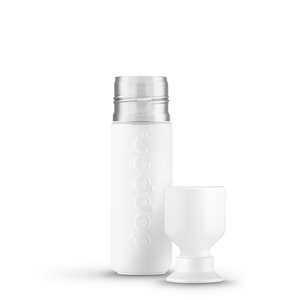 DOPPER Insulated Steel - Wavy White - Allthatiwant