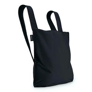 Notabag black backpack