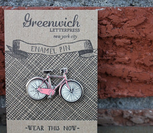 Bicycle Pin - Allthatiwant