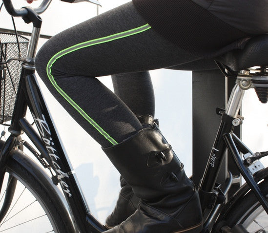 "Leggings ""Bike Safe"" - Allthatiwant"