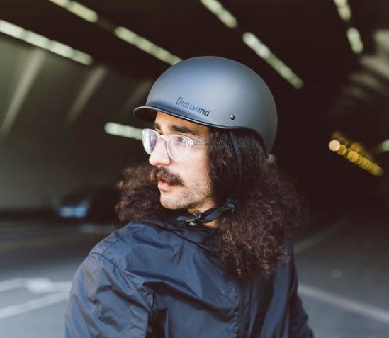 Thousand Helmets: STEALTH BLACK - Allthatiwant