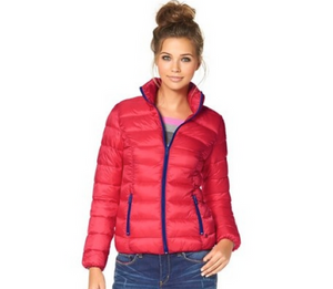 Ultralight quilted jacket - Allthatiwant