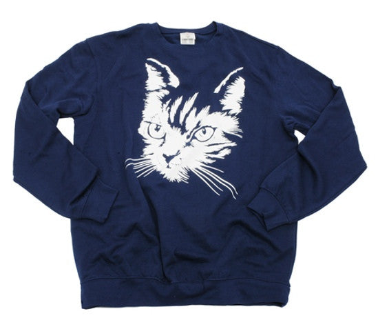 "Sweatshirt ""THE CAT"" - Allthatiwant Shop"