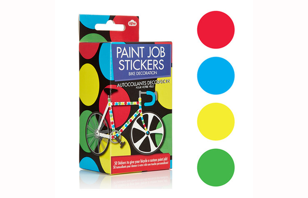 Polka Dots Bike Stickers - Allthatiwant Shop  - 2