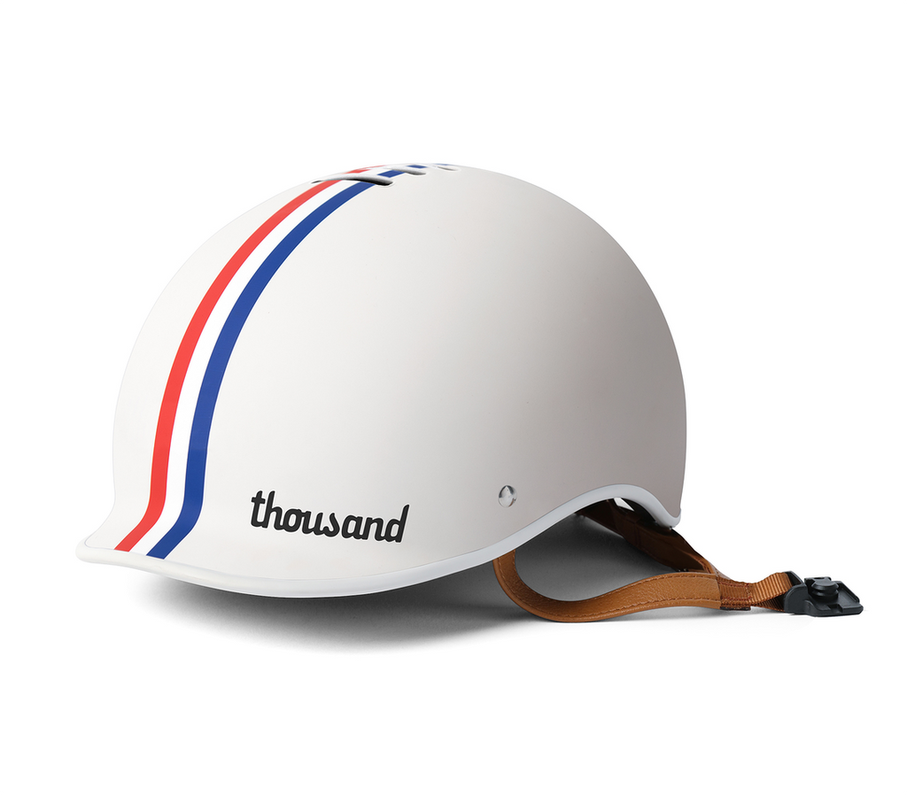 Thousand Helmets: SPEEDWAY CREME - Allthatiwant
