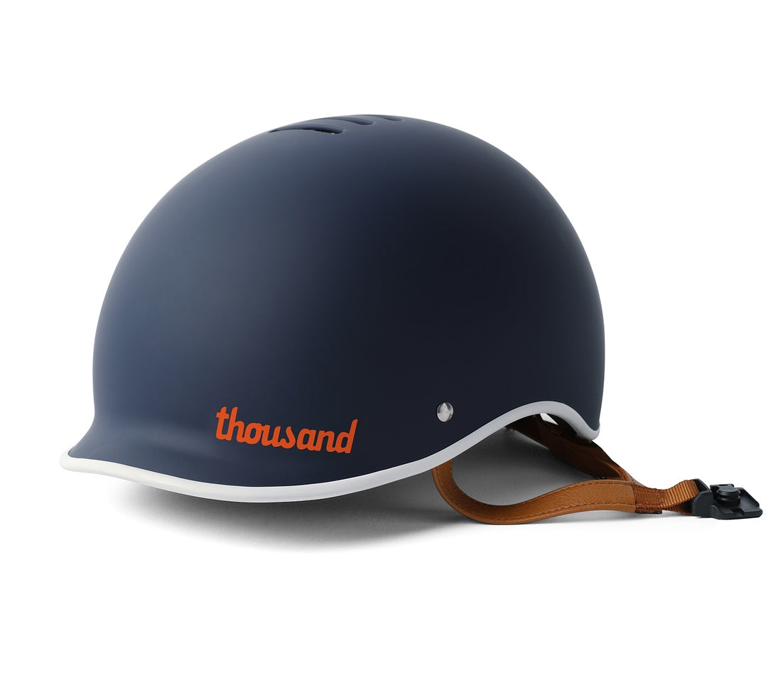 Thousand Helmets: NAVY BLUE - Allthatiwant