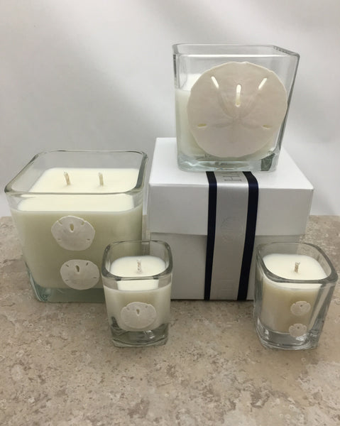 Sand Dollar Candle Collection