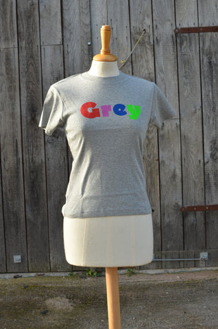 Shades of Grey T Shirt