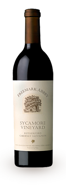 Freemark Abbey 'Sycamore' Cabernet Sauvignon, Rutherford, USA, 1993