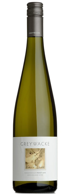 Pinot Gris, GreyWacke, Marlborough, New Zealand 2015
