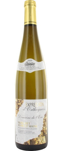 Muscadet, Domaine De L'Ecu 'Expression de Gneiss', Loire Valley, France 2014