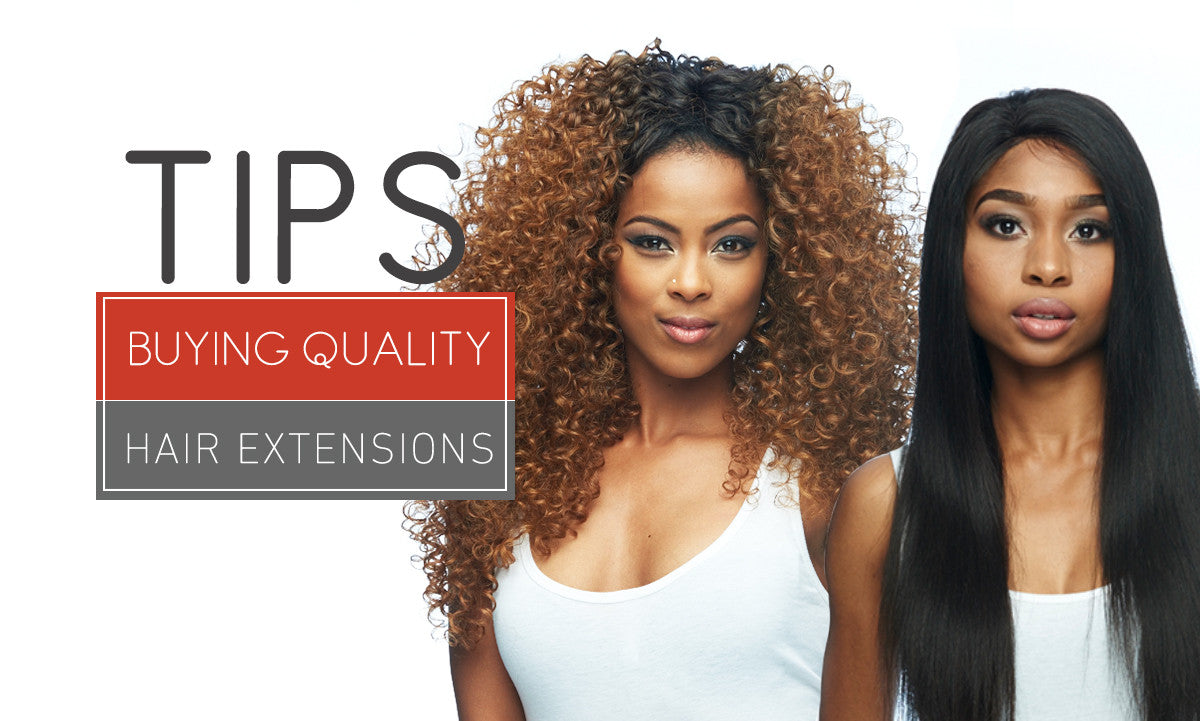 5 Questions To Ask Yourself Before Buying Hair Extensions