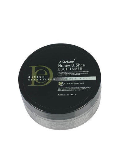 DESIGN ESSENTIALS NAT HONEY AND SHEA EDGE TAMER