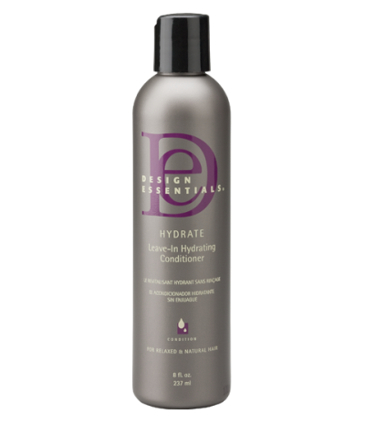 DESIGN ESSENTIALS HYDRATE LEAVE IN CONDITIONER 12 ML