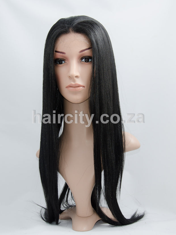 "FREETRESS EQUAL LACE FRONT WIG AMERIE 28"" Colour 1B"
