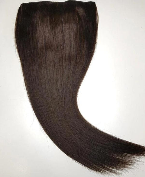 BRAZILIAN  CLIP IN EXTENSIONS 18""