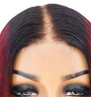 Brazilian T Part Lace Wig - Kimmie T1B/99J