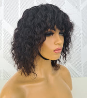 Brandy Water Wave Fringe 10""